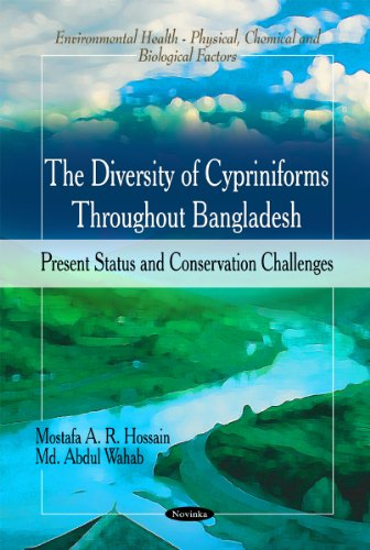 Hossain, M: Diversity of Cypriniforms Throughout Bangladesh (Environmental Health - Physical, Chemical and Biological Factors)