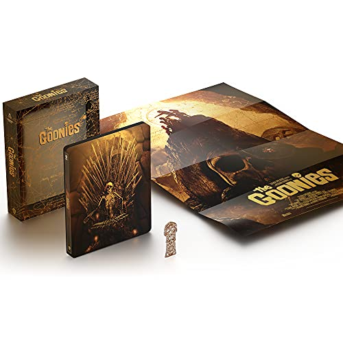 The Goonies Titans of Cult Steelbook Limited Edition