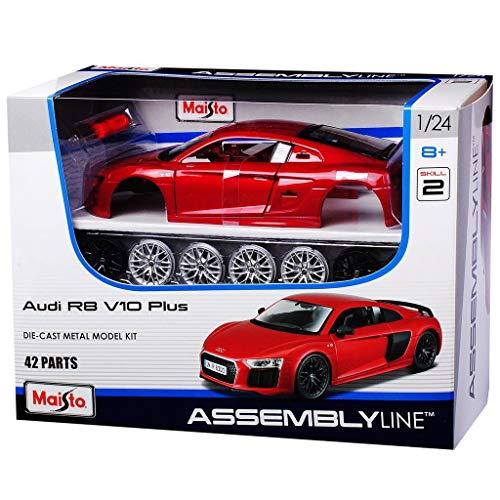 Maisto M39510 1:24 Audi R8 KIT V10PLUS
