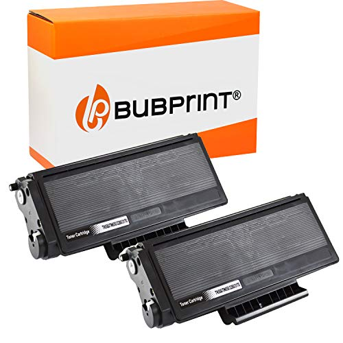 Bubprint Kompatibel Toner als Ersatz für Brother TN-3280 TN3280 für DCP-8070D DCP 8085DN HL-5340 HL-5340DL HL-5350DN HL-5380DN MFC-8370DN MFC-8380DN MFC-8880DN je 12.000 Seiten 2er-Pack