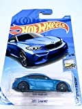 Hot Wheels 2018 50th Anniversary Factory Fresh 2016 BMW M2 121/365 , Blue