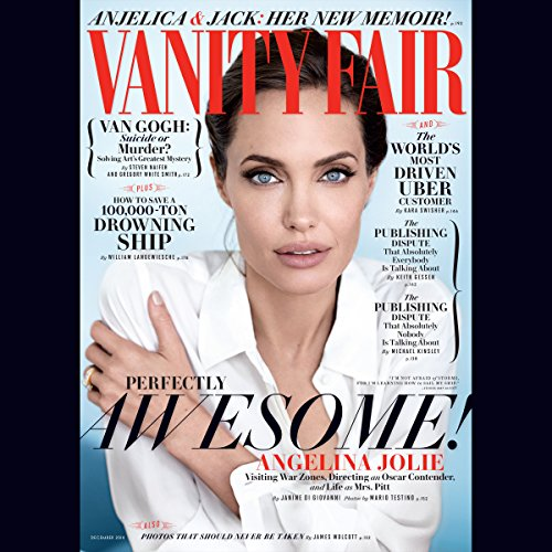 Vanity Fair: December 2014 Issue audiobook cover art