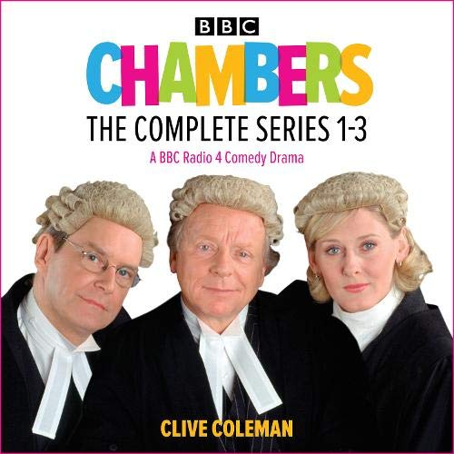 Chambers: The Complete Series 1-3 cover art