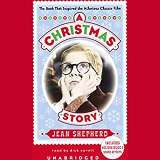 A Christmas Story audiobook cover art