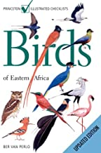 Birds of Eastern Africa: Updated Edition (Princeton Illustrated Checklists)