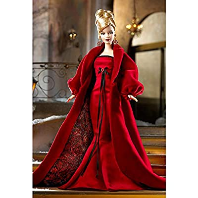 Barbie 2002 Limited Edition Winter Concert Collectible Doll