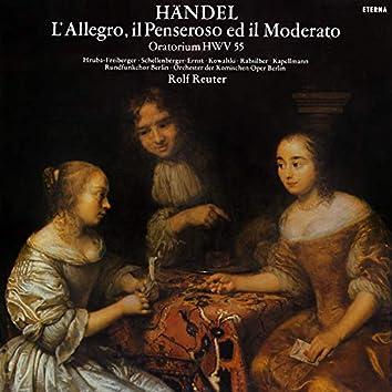 Handel: L'Allegro, il Penseroso ed il Moderato (Sung in German)