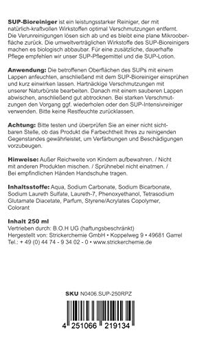 SUP Brothers Reiniger & Pflegemittel - 3