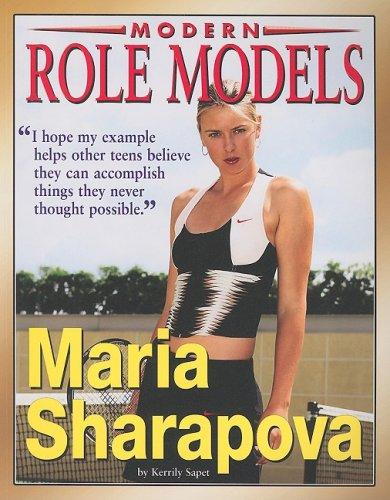 Maria Sharapova (Role Model Athletes)