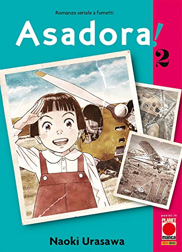 Asadora! (Vol. 2) (Planet manga)