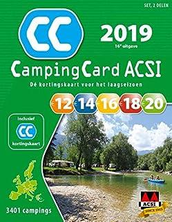 ACSI CampingCard set 2019 (ACSI Campinggids