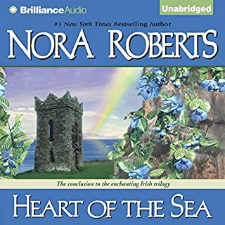 Heart of the Sea     Irish Jewels Trilogy, Book 3              Written by:                                                                                                                                 Nora Roberts                               Narrated by:                                                                                                                                 Patricia Daniels                      Length: 10 hrs and 37 mins     10 ratings     Overall 4.8