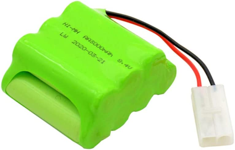 Upgrade 1-5pcs sold out 8.4V Free Shipping Cheap Bargain Gift 3000mAh AA Battery RC Pistols Boot L for Car