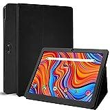 Schutzhülle für Tablet K101/Max10/G10, 10 Zoll (25,4 cm), aus Leder, für Tablet 10 Zoll /10,1 Zoll(25,4 cm), Schutzhülle Robust Cover, Schwarz