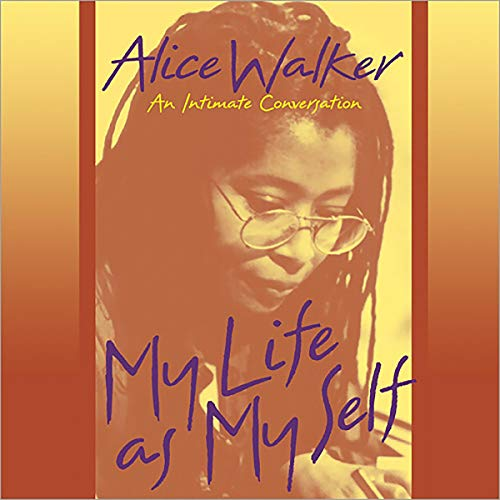 My Life as Myself audiobook cover art