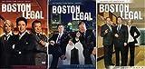 BOSTON LEGAL - La Serie Completa - Stagioni 1-2-3 (19 Dvd)