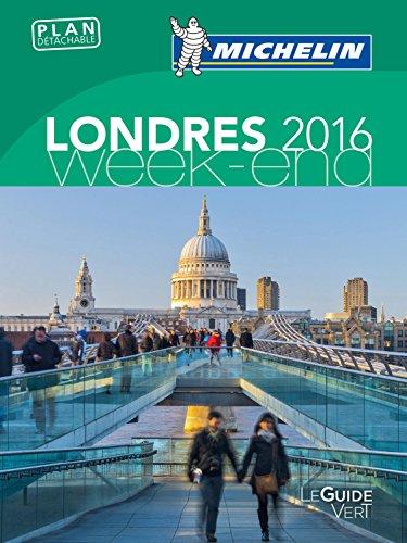 Guide Vert Week-End Londres 2016 Michelin