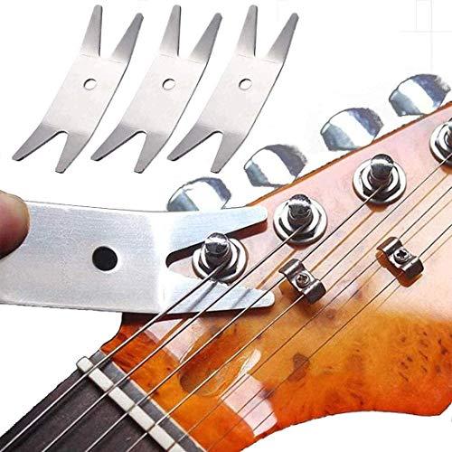 Chiave per chitarra multi-chiave da 3 pezzi - Accessori per chitarra Commutatore di corde per chitarra folk, per...
