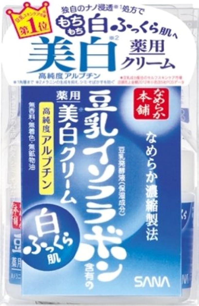 思春期精度将来のなめらか本舗 薬用美白クリーム 50g