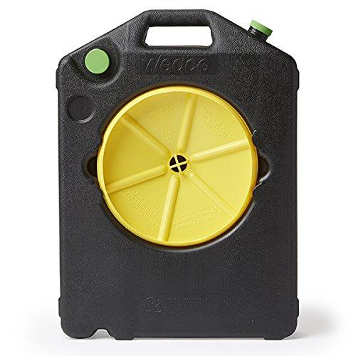 GarageBOSS GB150 12.5 Quart Oil Drain Pan with Funnel