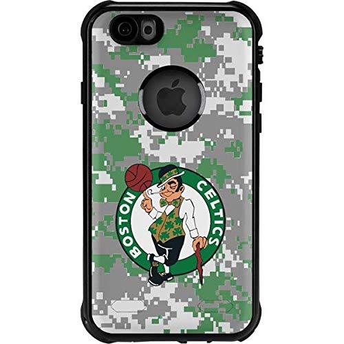 Skinit Waterproof Phone Case for iPhone 6/6s - Officially Licensed NBA Boston Celtics Digi Camo Design