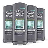 Dove Men+Care Mens Body Wash Dry Skin Body Wash with Micromoisture, Blue Eucalyptus and Birch...