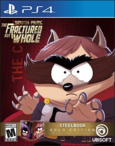 Ubisoft South Park: The Fractured But Whole Oro PlayStation 4 Inglés vídeo - Juego (PlayStation 4, RPG (juego de rol), RP (Clasificación pendiente), Descarga)