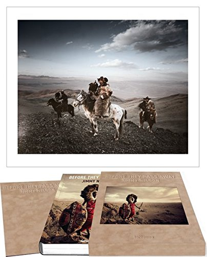 Before they pass away print. Ediz. tedesca, inglese e francese (Vol. 1) (Collector's edition signed photo print)