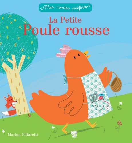 La petite poule rousse (Histoires)