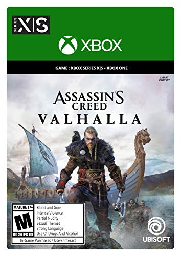 [Xbox Series X, Xbox One] Assassin's Creed Valhalla - $34.99 at Amazon