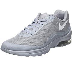 Nike Air Max Invigor, Scarpe Running Uomo, Bianco (White/Black 100