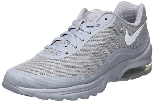 Nike Air MAX Invigor, Zapatillas Hombre, Gris (Wolf Grey/White 005), 44 EU