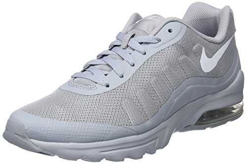 Nike Herren Air Max Invigor Sneakers, Grau (Wolf Grey/White 005), 42.5 EU