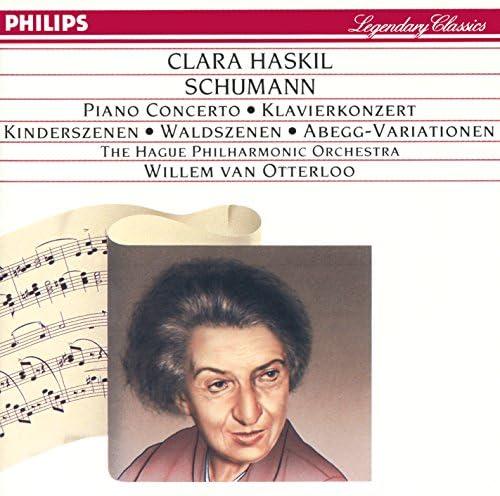 Clara Haskil, The Hague Philharmonic Orchestra & Willem van Otterloo