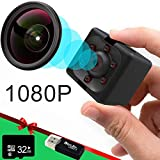 Best Car Video Cameras - Spy Hidden Camera Wireless Premium Pack with 32 Review