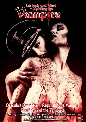 Lie Back And Bleed - Xpoloiting The Vampire [DVD]