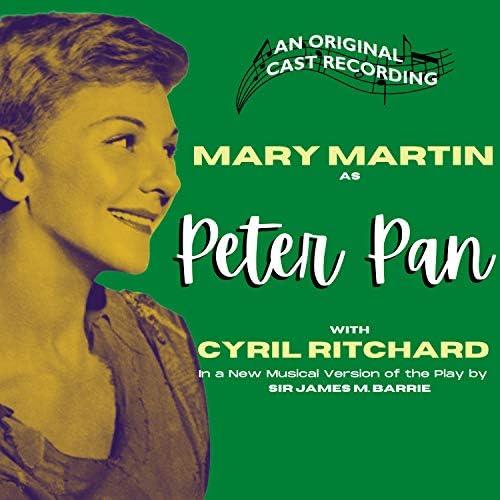 Mary Martin, Cyril Ritchard & Kathy Nolan