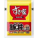 すき家 豚丼の具並盛20パック(135g×20)