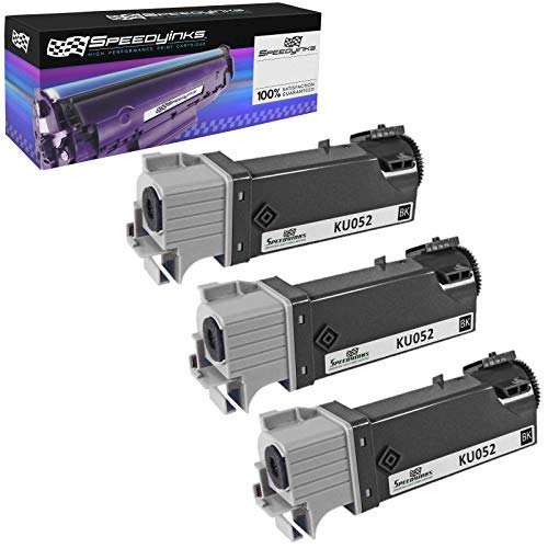Speedy Inks Compatible Toner Cartridge Replacement for Dell 1320 High Yield (Black, 3-Pack)
