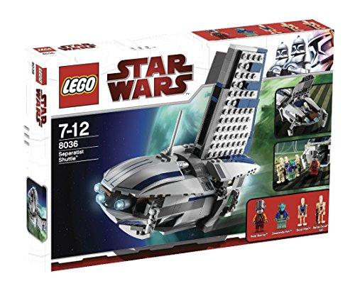 LEGO Star Wars 8036 - Separatists Shuttle