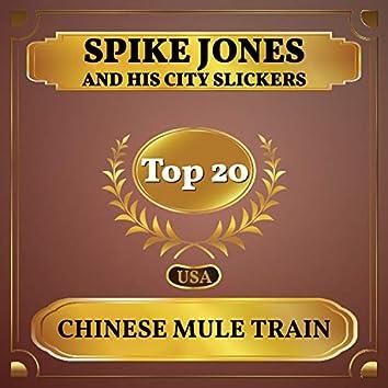 Chinese Mule Train (Billboard Hot 100 - No 13)