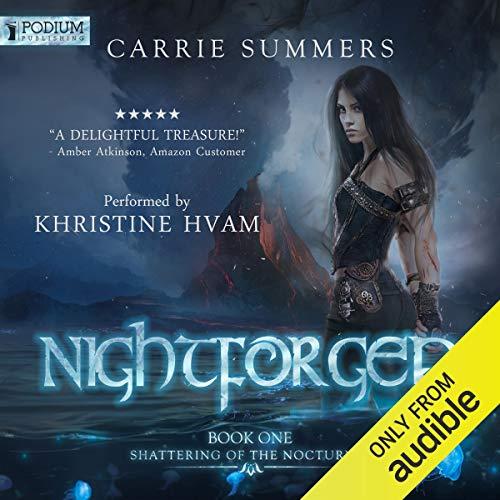 Nightforged cover art