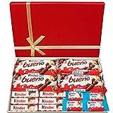 Caja de selección de chocolate Kinder, caja de regalo