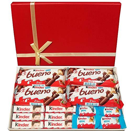 Mini Kinder Schokoladen-Auswahlbox, Geschenkbox