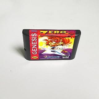Lksya Zero The Kamik Sauirral - Cartoon Capers - Carte de jeu MD 16 bits pour cartouche de console de jeu vidéo Sega Megad...