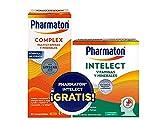 PHARMATON COMPLEX. Multivitaminas y minerales. Regalo PHARMATON INTELECT 20 sobres