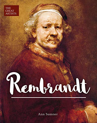 Compare Textbook Prices for Rembrandt Arcturus Great Artists Series  ISBN 9781839406546 by McIntyre, Beth