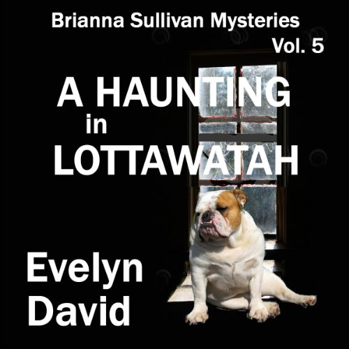 A Haunting in Lottawatah audiobook cover art
