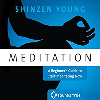 Meditation cover art