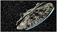 DSJHK 木製ジグソーパズル1000ピースパズルジグソー知的おもちゃ面白いジグソーパズル画像-宇宙船